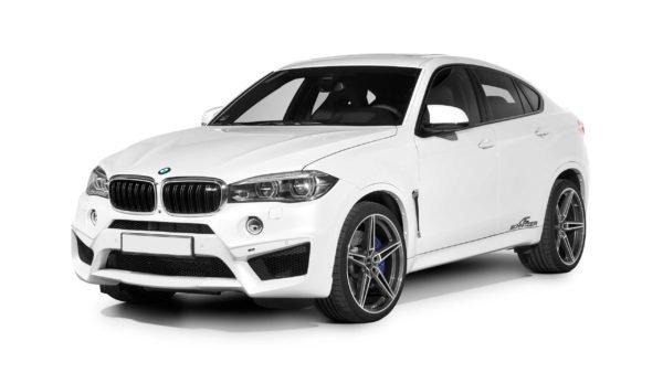 Прокат BMW X6 2011 года цвет белый город Калининград
