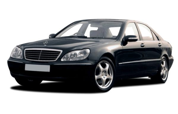 MERCEDEZ-BENZ S220