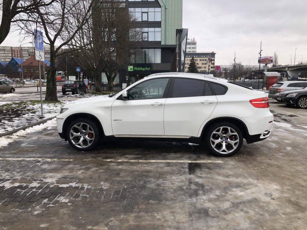 BMW x6 kaliningrad